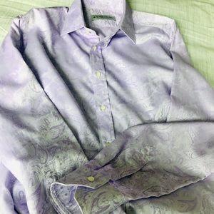 ETRO MILANO DRESS; BUTTON DOWN